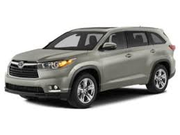 2014 toyota highlander ground clearance 2014 toyota highlander le plus v6 4dr awd features ground