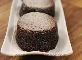 eggless soft centered cake vegetarian recipe khaanakhazana by