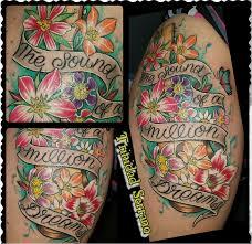 trinidad tattoo artist the t r i b e zoo llc tattoo