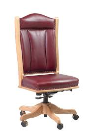 amish upholstered armless american office chair for armless office