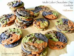 halloween chocolate chip cookie recipe food next recipes