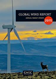 Global Wind Map Global Wind Reports Gwec