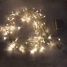 7 99 warm white 10m 8 mode led string lights lights