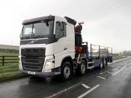 new volvo lorry crane plant for sale mac u0027s trucks huddersfield west yorkshire