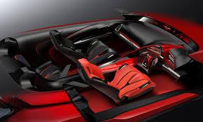 hyundai supercar concept interior car design car design presentation hyundai car design