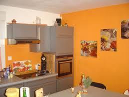 peinture orange cuisine peinture cuisine orange toutes les idées sur la décoration