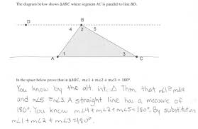 Formula For Interior Angles Of A Polygon Triangle Sum Proof Students Are Asked Prove That The Measures Of