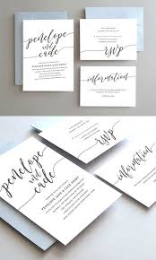 Blank Wedding Invitation Kits Best 25 Wedding Invitations Ideas On Pinterest Formal
