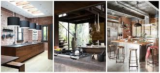 Loft Kitchen Ideas Loft Style Kitchen Design Ideas Home Interior Design Kitchen