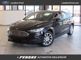 ford fusion 2017 new ford fusion se fwd at landers serving little rock benton