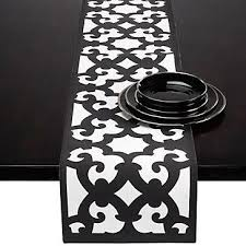 black and white table runners cheap architecture black and white table runners sigvard info