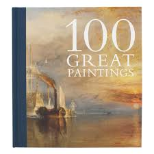 painting book 100 great paintings hb louise govier 9781857094930