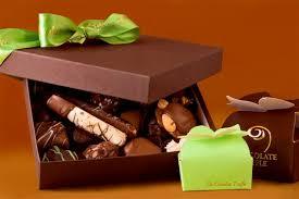 the chocolate truffle store