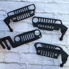 jeep grill sticker jeep grill foot pegs cj yj tj or j k u2013 best jeep accessories
