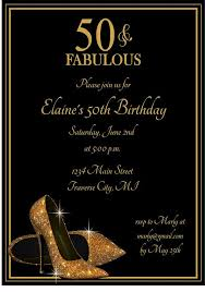 50th birthday invitations for her marialonghi com