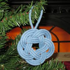 sailor knot ornament nautical colors mystic knotwork