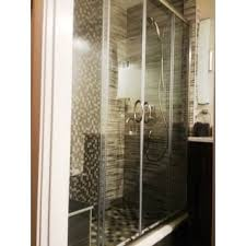 dreamline visions 56 to 60 in frameless sliding shower door