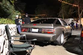 mitsubishi starion rally car import nights 2012 pomona where clubbing u0026 cars collide at