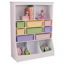 Kidcraft Bookcase Kidkraft Bookcase With Reading Nook White 14230 Kid Kraft