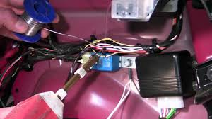 towbar wiring kit installation manual hd youtube