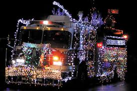 Firefighter Christmas Lights Decorations by Firefighter U0027s Legacy Shines At Parade Pacific Navy News