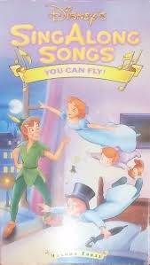 you can fly opening closing to disney s sing along songs you can fly 1992 vhs