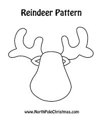 free reindeer face clip art 26