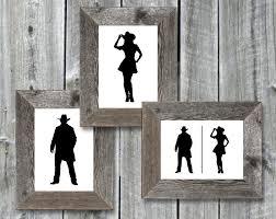cowgirl home decor bathroom bathroom door sign room design decor excellent with
