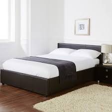 Ottoman Storage Bed Frame by Seattle Side Opening Storage Ottoman Bed With Mattress From The