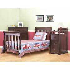 Baby Cribs 4 In 1 With Changing Table Sorelle Cribs Sorelle Princeton Elite 4in1 Convertible Crib And