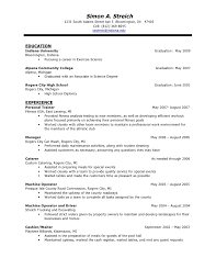 sle of resume simon resume 1