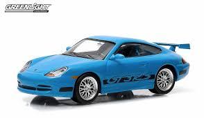 porsche 911 carrera gt3 rs greenlight 1 43 fast u0026 furious brian u0027s 2001 porsche 911 carrera