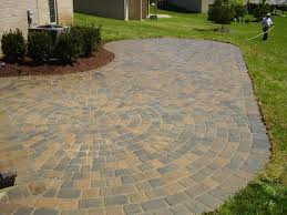 Simple Paver Patio Designing A Patio With Pavers Patios Are Great For Outdoor