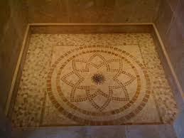 mosaic tile flooring designs shower floor mosaic shower floor