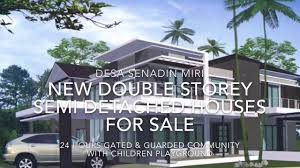 project houses new housing project double storey semi detached houses for sale