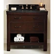 Fairmont Bowtie Vanity Fairmont Bathroom Vanities Curved Brown Wooden Bath Vanity