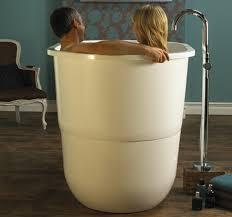 Japanese Style Bathtub Romantic Soaking Via Japanese Bathtub Style