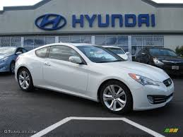 hyundai genesis coupe 2010 used 2010 karussell white hyundai genesis coupe 3 8 coupe 64404551