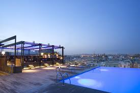 boutique hotels barcelona rooftop pool u2013 benbie