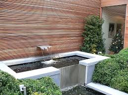 modern water feature large limestone water features google search water features
