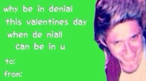 one direction valentines one direction valentines day cards