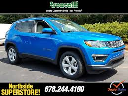 jeep compass limited blue shop for your next new chrysler dodge jeep ram near atlanta