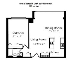 Apartments One Bedroom One Bedroom Apartments Cwru