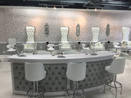 Nail Bar Table Vernis Nail Bar Salon Designers La