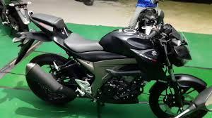 suzuki motorcycle green kerenya suzuki gsx s150 hitam doff youtube