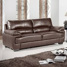 Dark Brown Leather Sofa Collection - Chelsea leather sofa 2