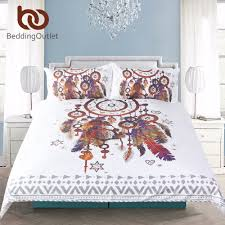 bedding outlet stores beddingoutlet hipster watercolor bedding set queen size