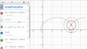 video 2069 4 complex cycloid parametric equations part 1 2