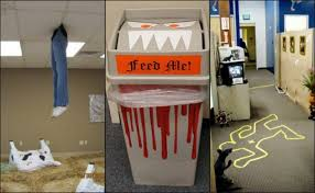 Scary Halloween Decorations For Office by Halloween Decorations For Office Fall Harvest Decor Decorating For