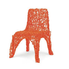extruded chair by tom dixon detnk